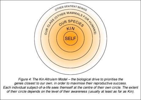 Image result for singer moral circle